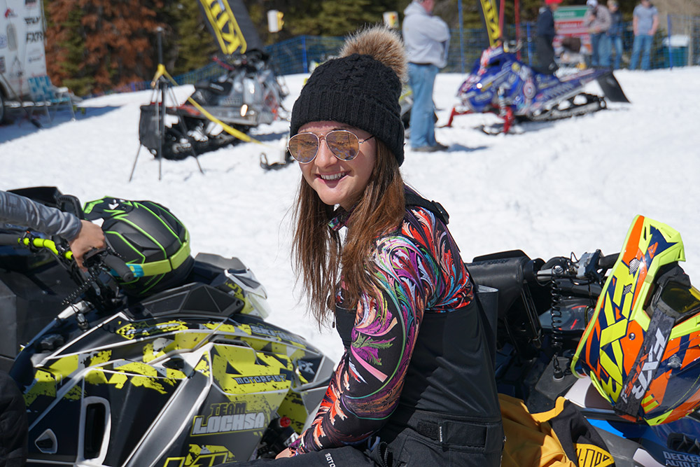 Featured Rider: Aly Bledsoe