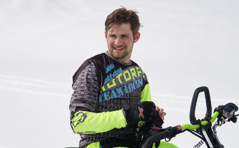 Featured Rider: Luke Bledsoe